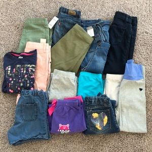 Other - Girls clothing lot size 7 (14 pieces)